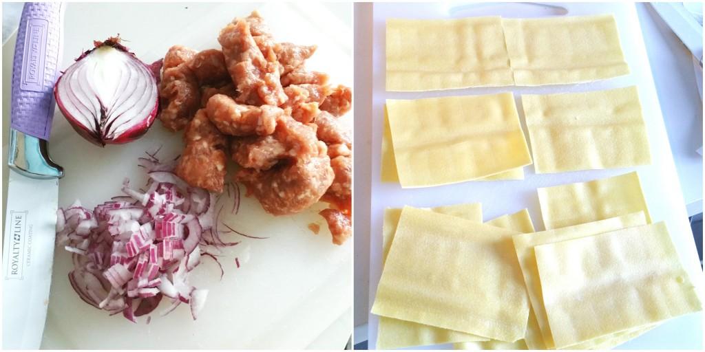 passo passo lasagne
