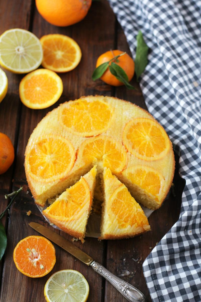rovesciata all'arancio
