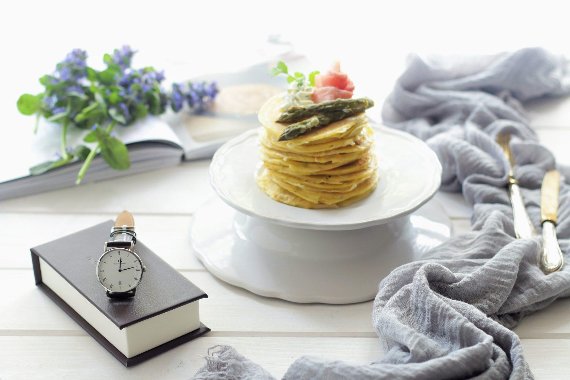 pancakes DW