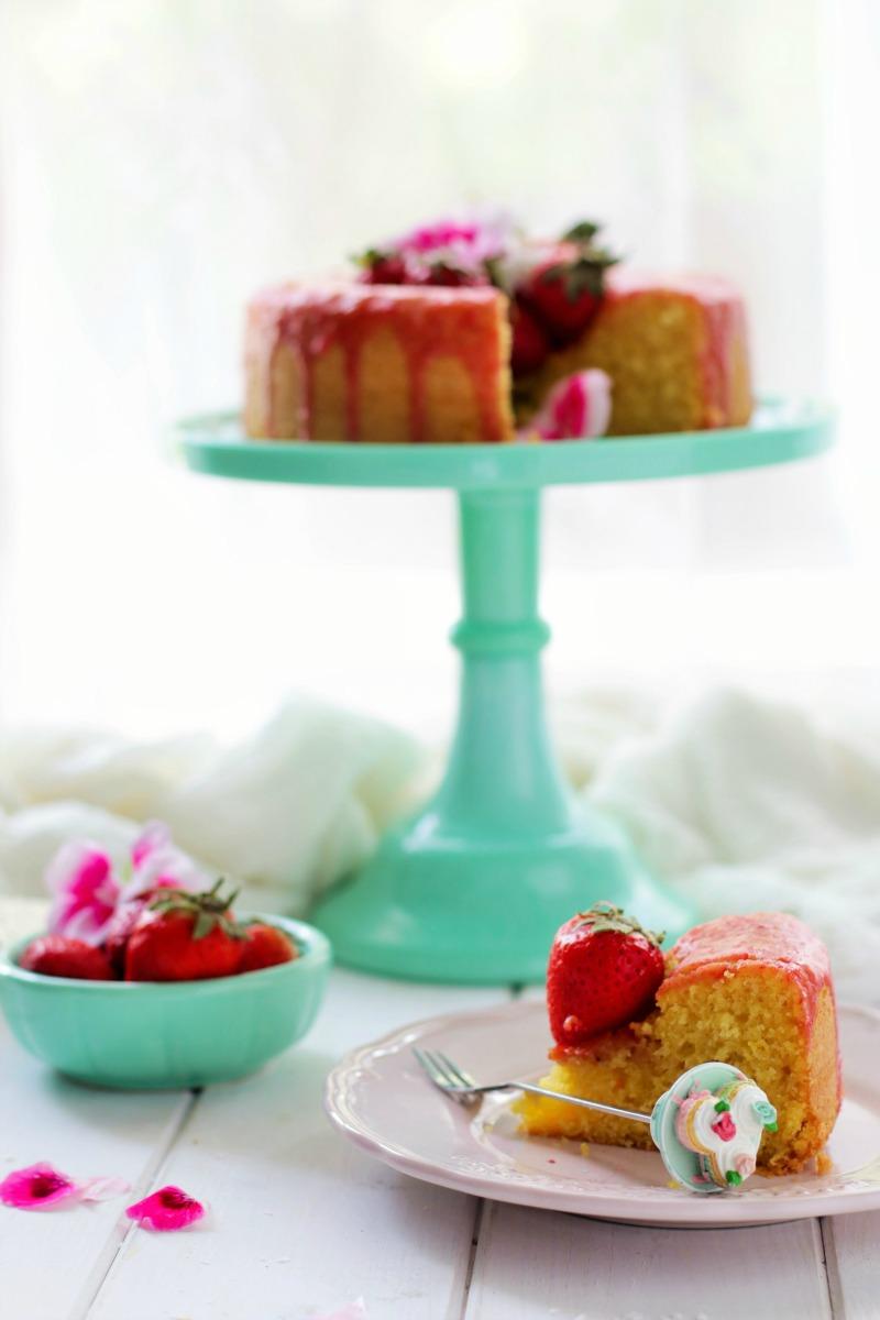 torta cocco fragole3