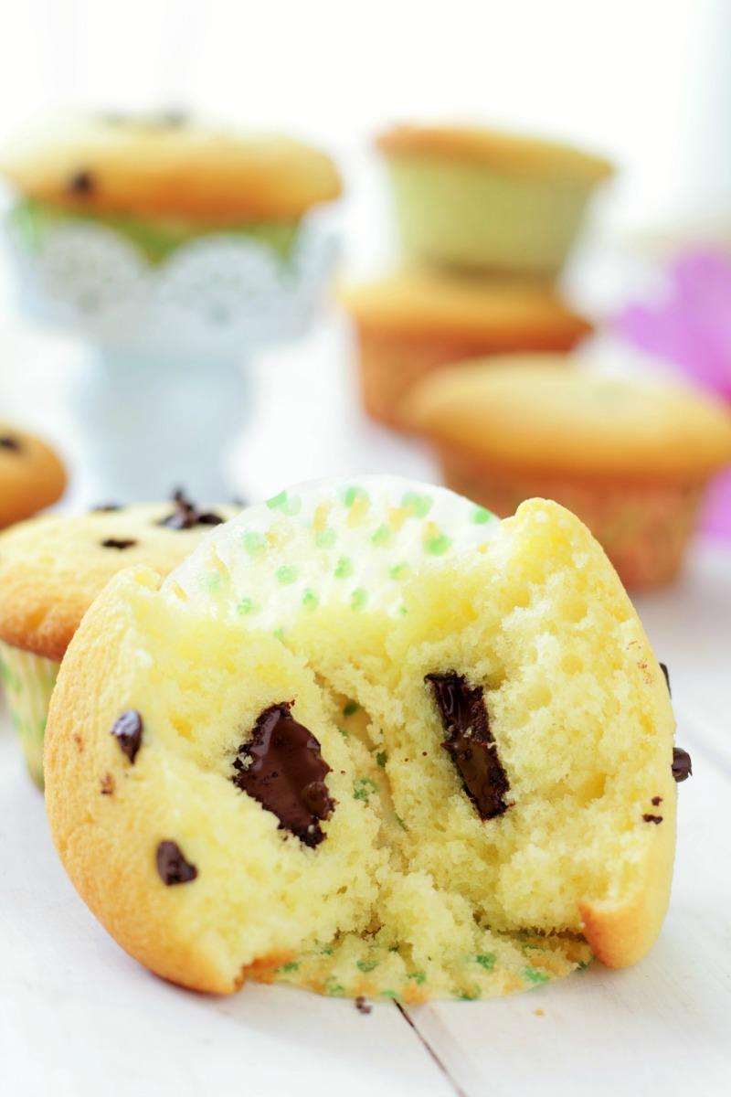 muffin con cuore