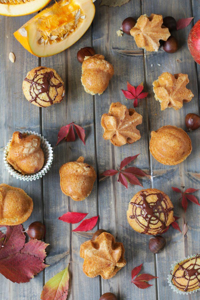 muffin allai zucca