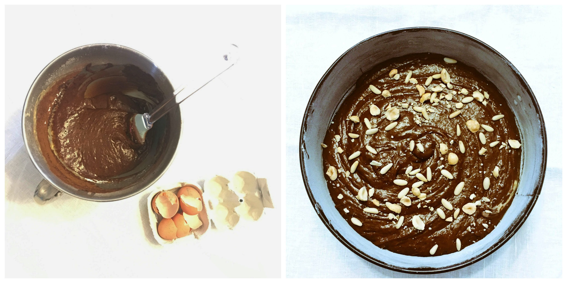 come fare la torta al cacao