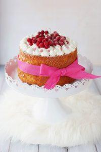 come fare la chiffon cake al limone