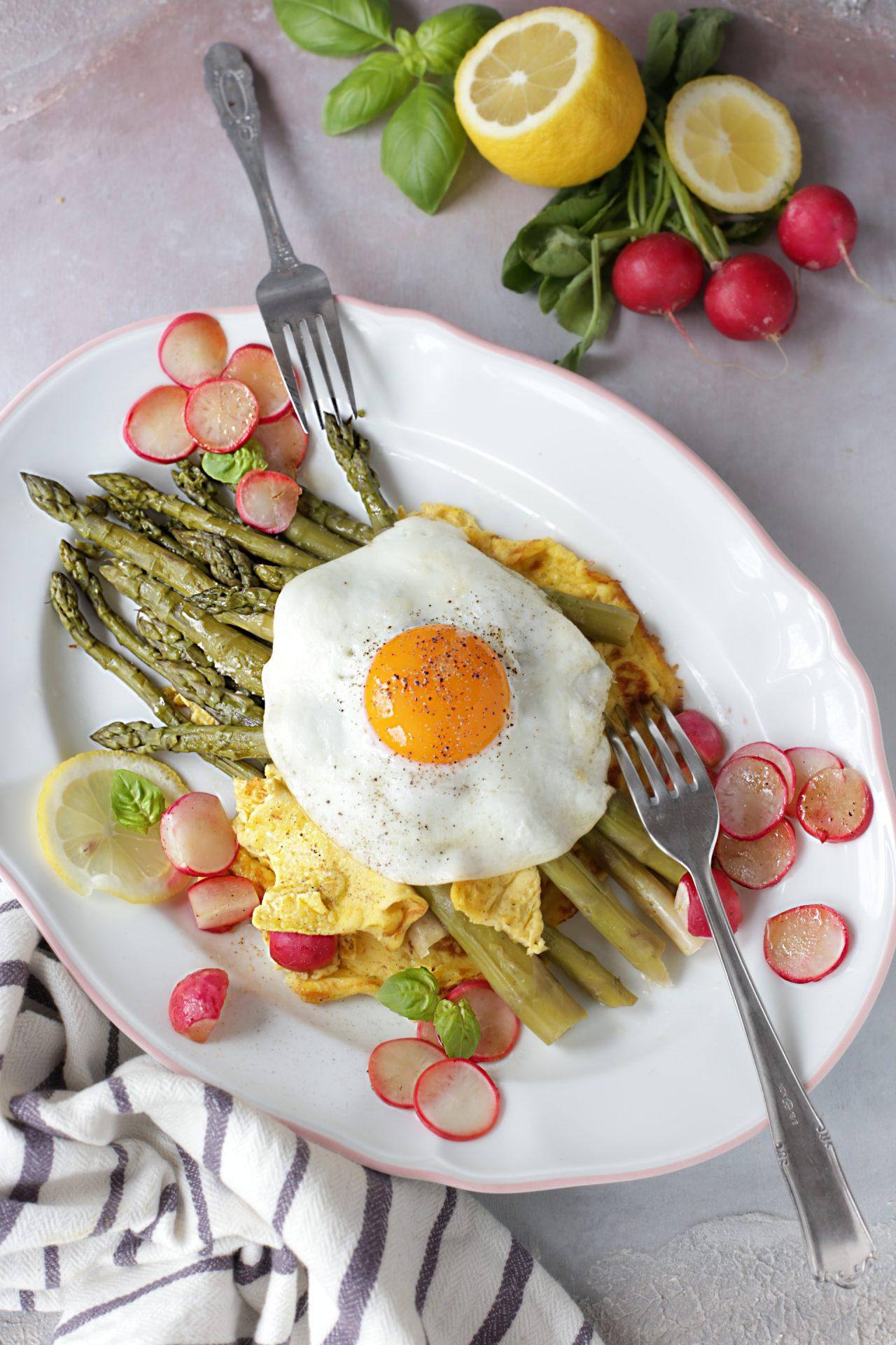 Come cucinare asparagi con le uova al vapore mamma gy for Cucinare asparagi