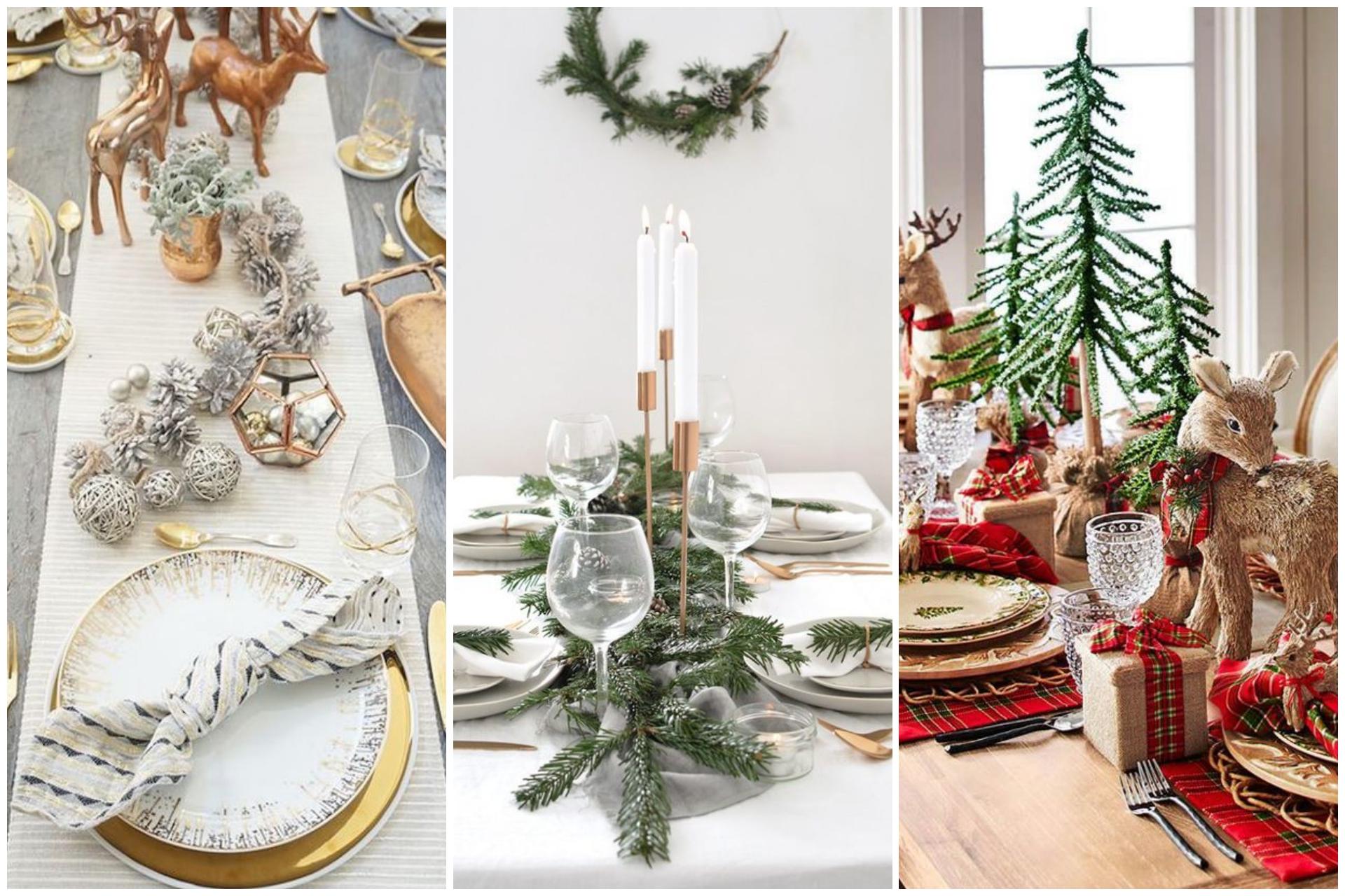 Arredare Tavola Natale come apparecchiare la tavola di natale foto 2018   mamma gy