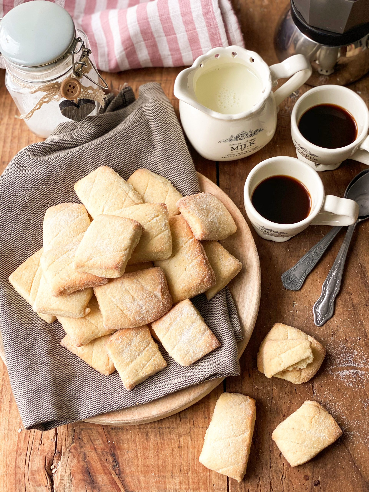 Biscotti Casarecci Da Colazione Mamma Gy